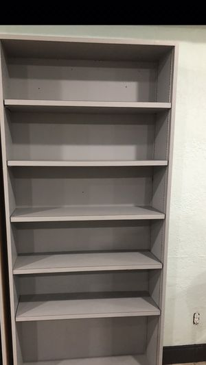 One bookcase for Sale in West Palm Beach, FL