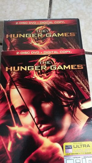 The Hunger Games DVD for Sale in Visalia, CA