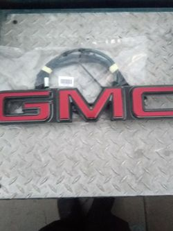 2019-2021 Gmc Sierra Illuminated Front Emblem for Sale in Ontario,  CA