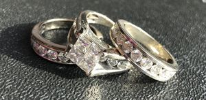 Beautiful 5ct wedding, engagement, and anniversary band for sale for Sale in Reynoldsburg, OH