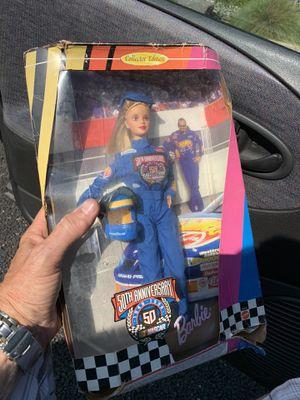 NASCAR 50th Anniversary Barbie for Sale in Washougal, WA