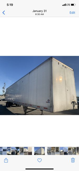 2007 UTILITY 53 FOOT TRAILER for Sale in Fontana, CA
