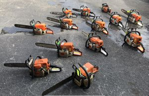 Stihl Chainsaw Sale! Many models and sizes while they last for Sale in Miami Gardens, FL