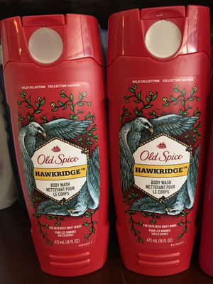 Old Spice Body Wash for Sale in Eastvale, CA