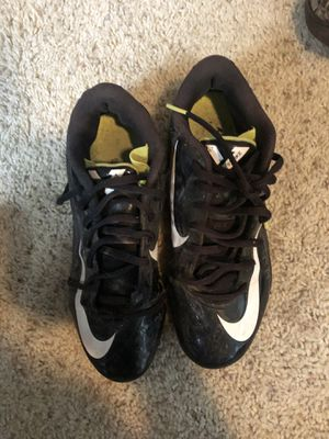 Nike cleats size 7 for Sale in Houston, TX