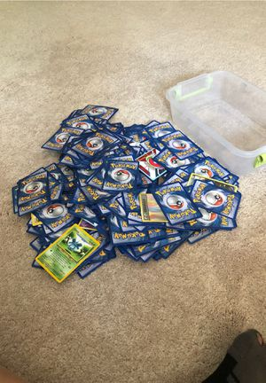 lot of pokemon cards for Sale in Guilford, CT