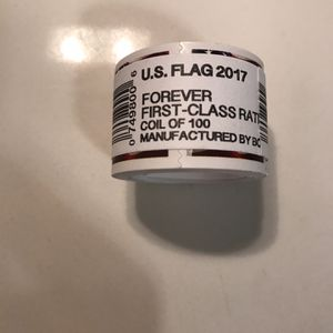 800 USPS Forever Stamps (8 Rolls Of 100) for Sale in Diamond Bar, CA