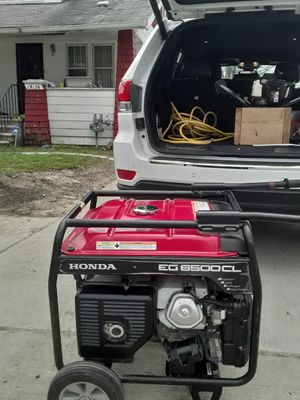 6500 watts Generator for Sale in Detroit, MI