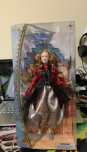 Disney Film Collection LE Alice Kingsleigh Alice Through The Looking Glass for Sale in Orlando, FL