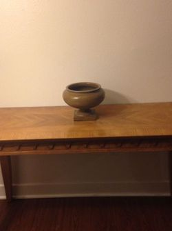 Entry Way Table for Sale in Rancho Cucamonga,  CA