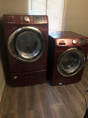 Samsung Washer & Dryer for Sale in Warren, MI
