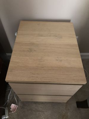 IKEA dresser and nightstand for Sale in Delray Beach, FL