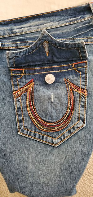 True Religion Vintage Classic Blue Jeans for Sale in Yorba Linda, CA