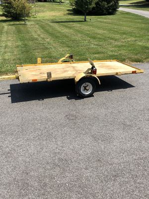 Trailer, drive on style for Sale in Middletown, CT