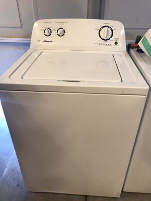 Newer Amana washer for Sale in Modesto, CA