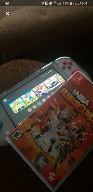 Nintendo switch lite with game for Sale in Kennewick, WA