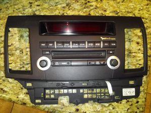 08-15 Lancer OE Rockford Fosgate Stereo for Sale in Phoenix, AZ