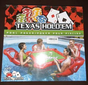 Pool texas hold'em set new for Sale in Las Vegas, NV