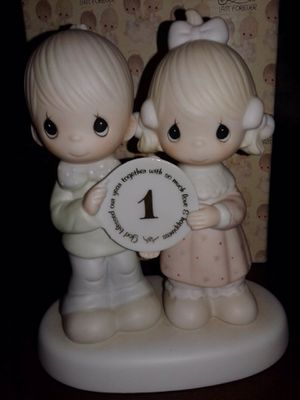 Precious Moments First Year Anniversary for Sale in Naperville, IL