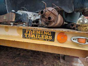 30ft Fleming Hauling Trailer for Sale in Overgaard, AZ