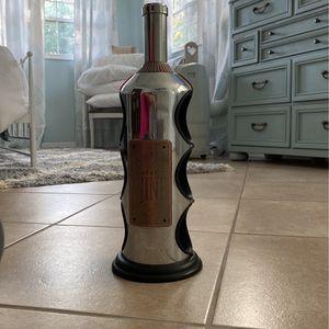 Vintage Wine 3 Bottle Holder for Sale in Vero Beach, FL
