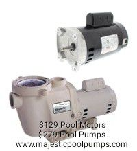 Swimming Pool Pump and Motor for Sale in Phoenix, AZ