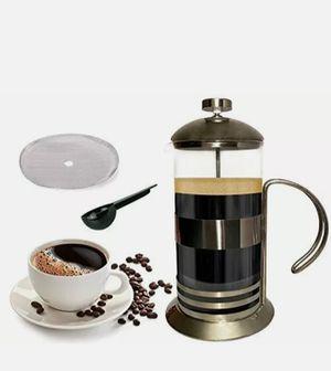 Gear Ultimate French Press: 34 Oz Coffee Tea Espresso Maker, Plunger, Press Pot, for Sale in Paterson, NJ