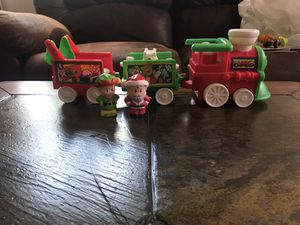Little People Christmas Set for Sale in Alexandria, VA