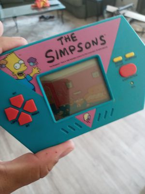 Simpson muffin catch electronics game for Sale in Upland, CA
