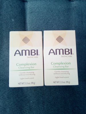 Ambi Complexion Cleansing Bar for Sale in LAKE CLARKE, FL
