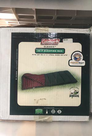 Coleman Sleeping bag for Sale in Turlock, CA