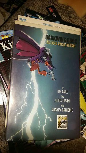Dark Wing Duck - Duck Knight Returns - Batman cover parody for Sale in Mason City, IA