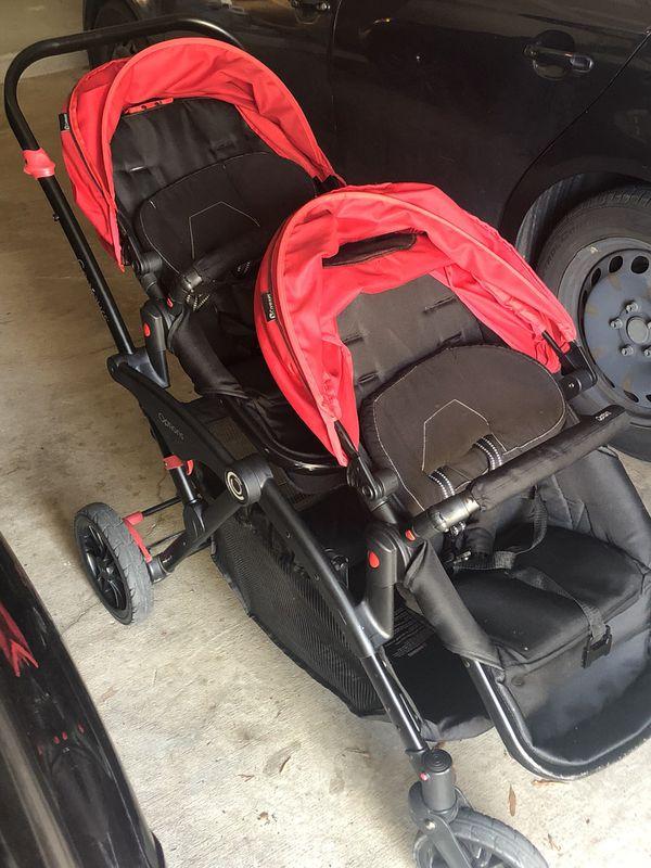 Countour elite double stroller