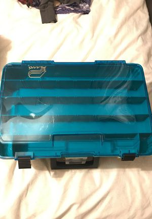 Plano tackle box for Sale in Phoenix, AZ