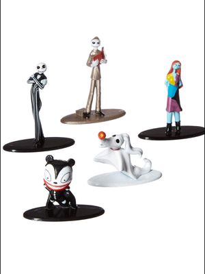 Disney Tim Burton's The Nightmare Before Christmas Metals Die-Cast Collectible for Sale in Orange, CA