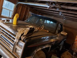 Chevy pickup short box 87 for Sale in Mount Vernon, ME