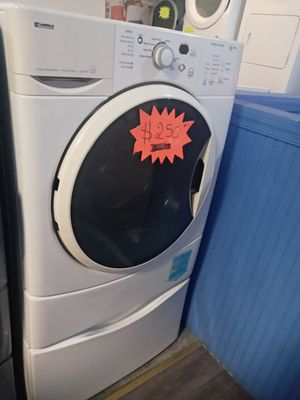 Kenmore front load washer in exelent condition w\4 months warranty for Sale in Baltimore, MD