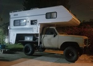 Lance truck bed camper for Sale in Colton, CA