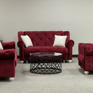 Living Room 3 PC ($39) down 🌟🌟Delivery Available 🌟🌟 for Sale in Dallas, TX