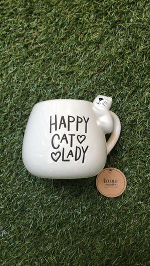 Happy Cat Lady Coffee Mug for Sale in Los Angeles, CA