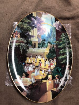Precious Moments Kingdom of Heaven plate for Sale in McKeesport, PA
