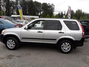 2006 HONDA CRV 2WD,*automatic, 4 cylinder for Sale in Everett, WA