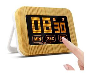 BRAND NEW touch screen LCD magnetic digital kitchen timer with stand for Sale in Anaheim, CA