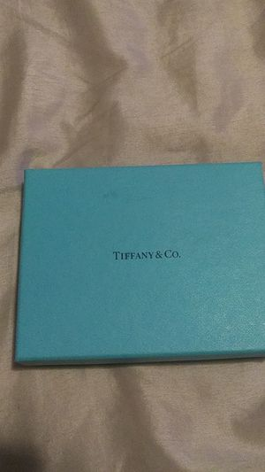Tiffany and Co / Black leather address bok for Sale in Columbus, OH