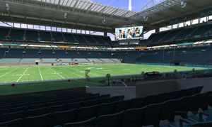 Dolphins vs bills today! Sect 148 row 17 6 tickets available for Sale in Fort Lauderdale, FL