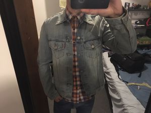 Levis Jacket Size S for Sale in New York, NY