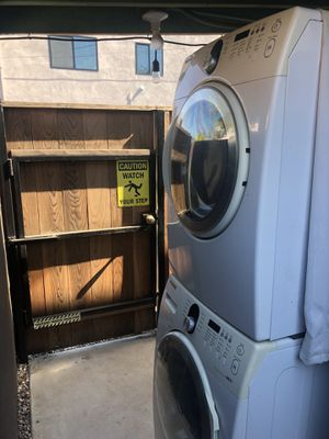 Free washer & dryer for Sale in Marina del Rey, CA