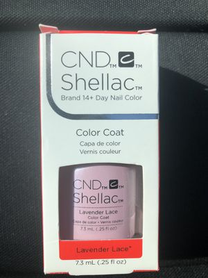 CND Gell polish in Lavender Lace for Sale in Fairfax, VA