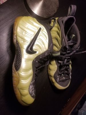 Electric Green Foamposite Size 13 for Sale in Hillcrest Heights, MD