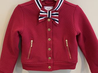 Janie And Jack Jacket Toddler Girl (3-4T) for Sale in Los Angeles,  CA